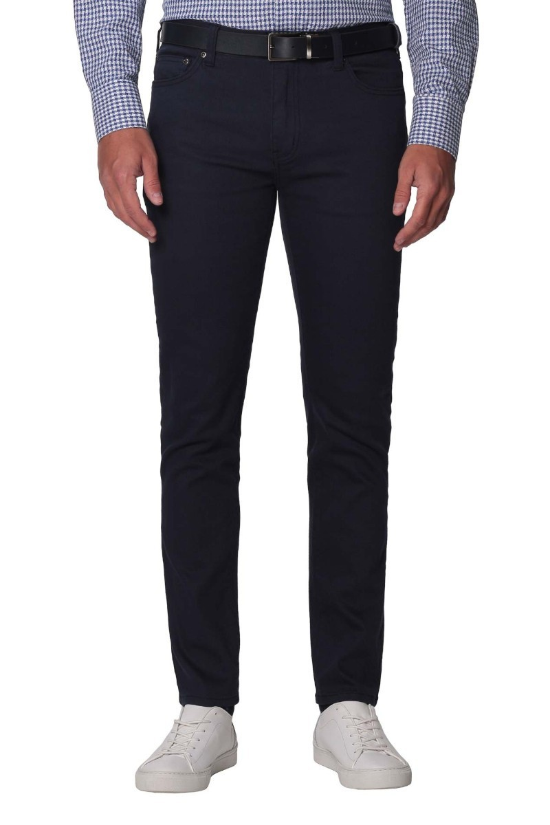 TROUSERS - CLEMENTE 5 POCKETS