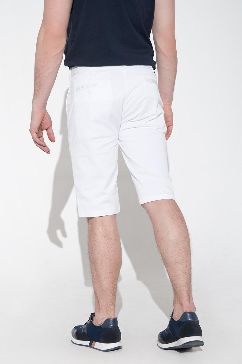 White men's shorts