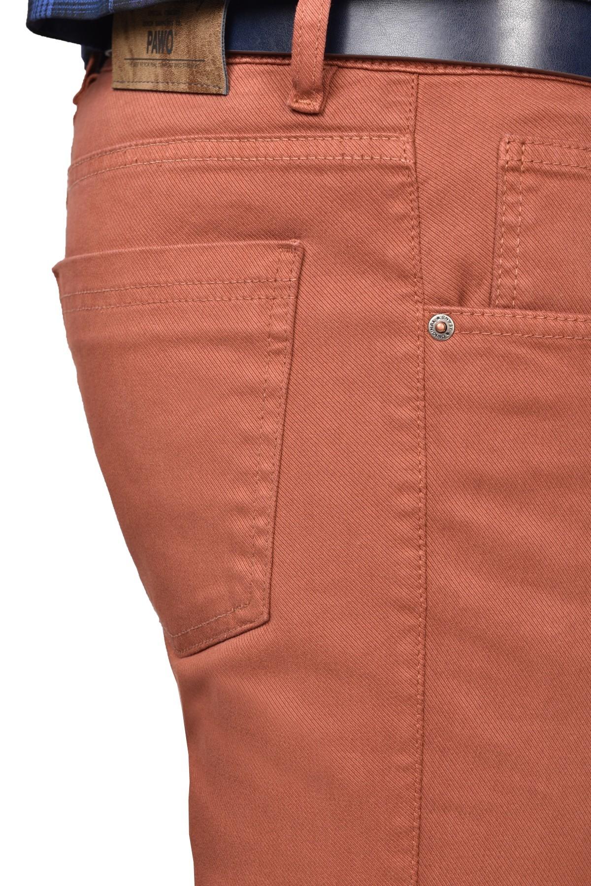 rude spodnie męskie bawełniane five pockets