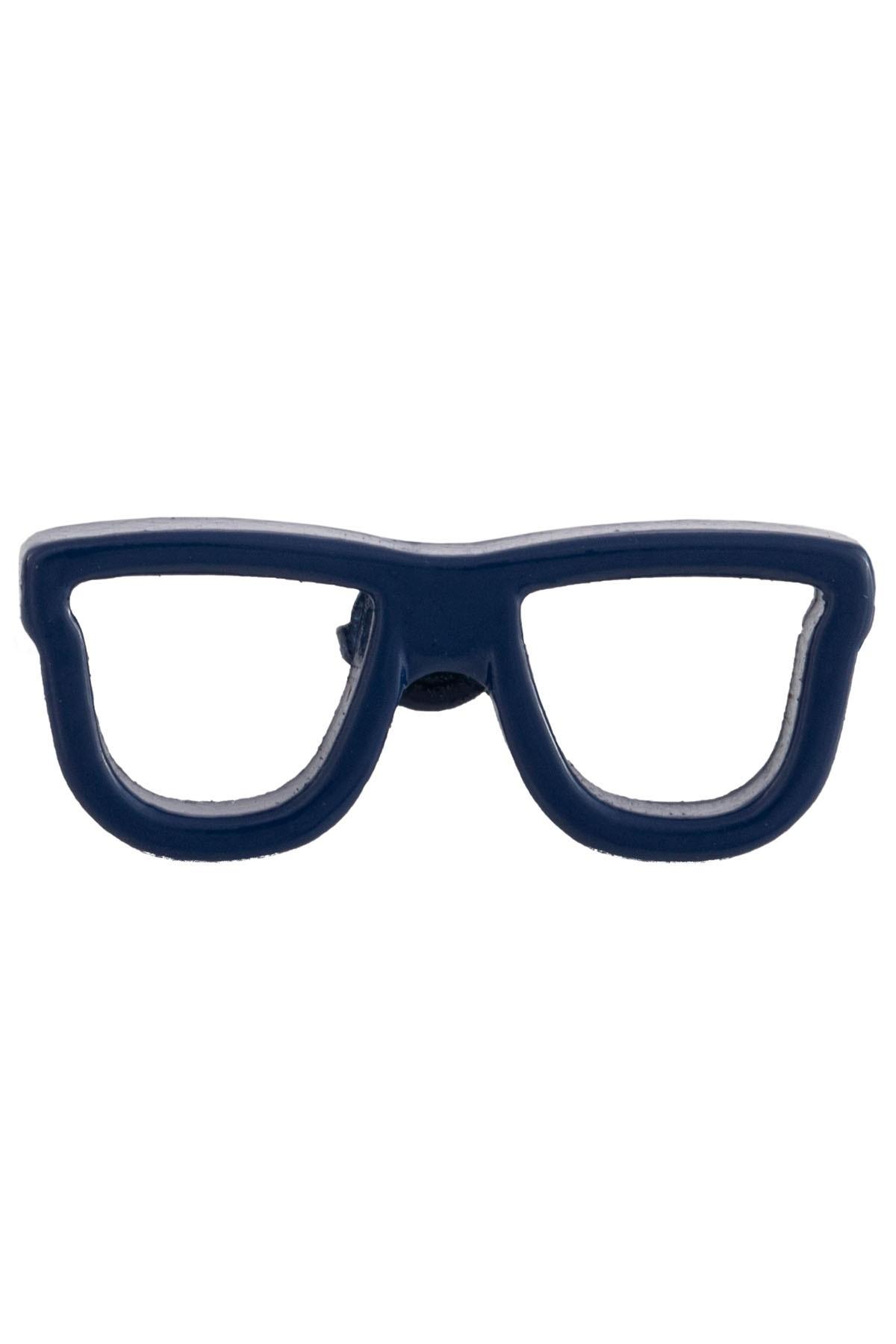 wpinka do butonierki okulary