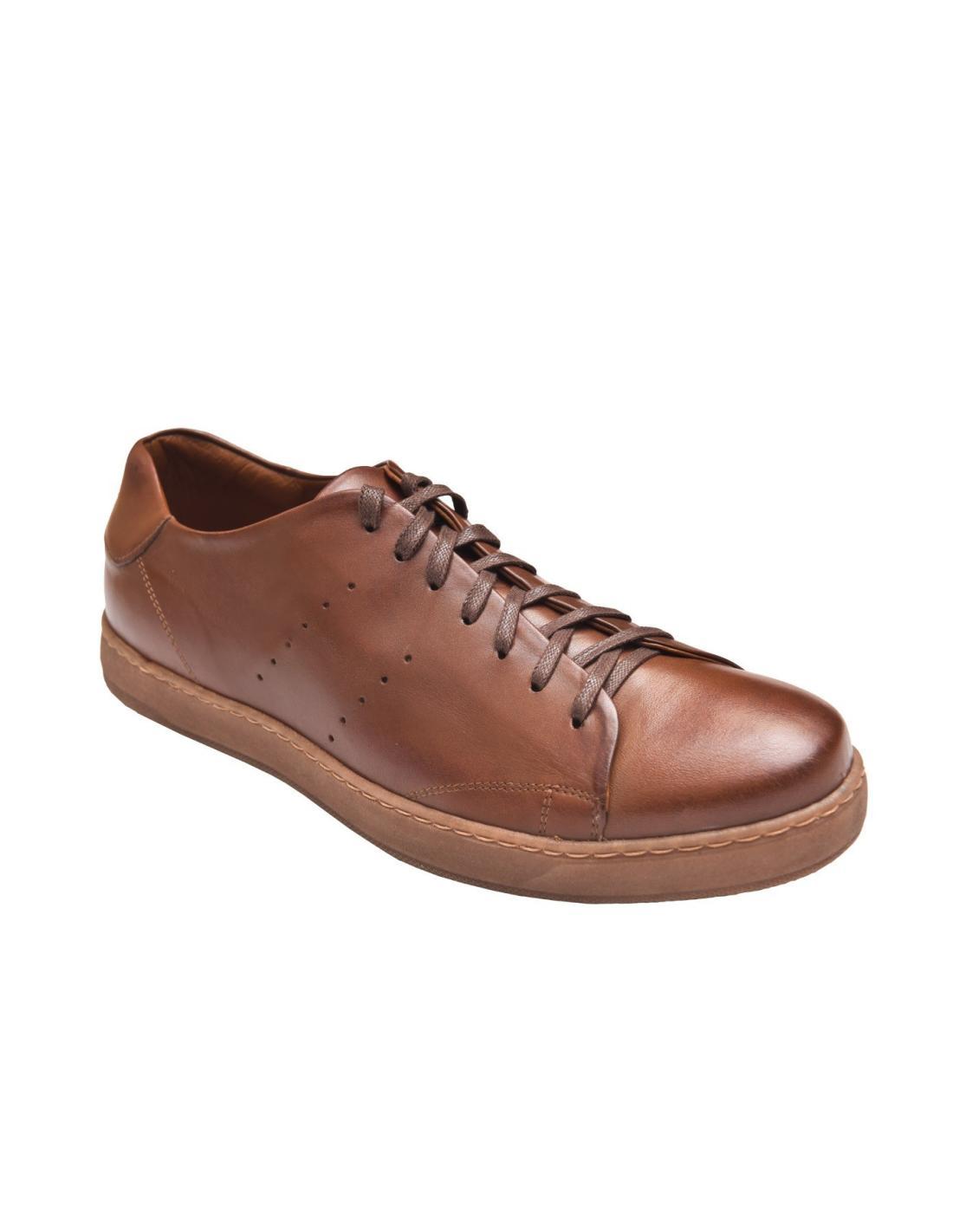 Buty Sportowe Brazowe Sneakers Model T 1 4787 Pawo